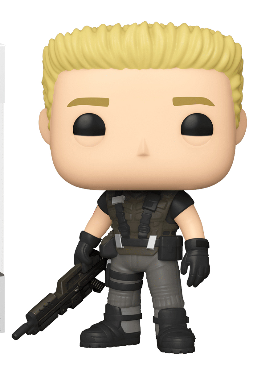 Фигурка Funko POP Movies: Starship Troopers – Ace Levy (9,5 см)