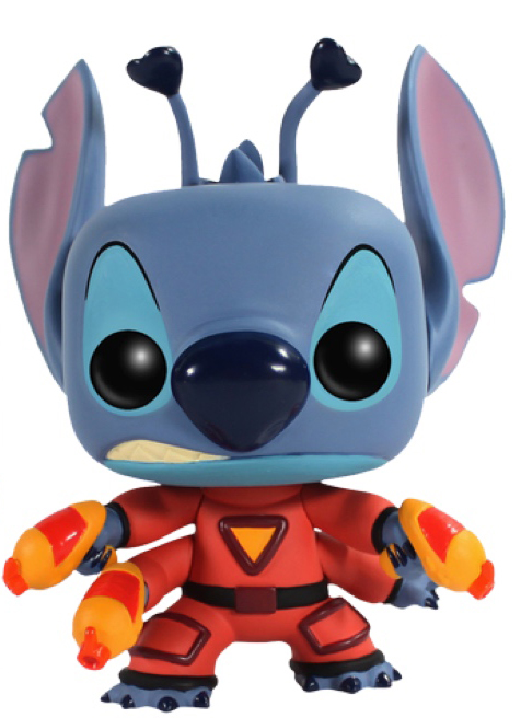 Фигурка Funko POP Disney: Lilo & Stitch – 626 (9,5 см)