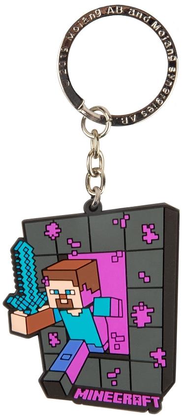 Фото - Брелок Minecraft: Craftable Portal Steve брелок minecraft origina craftsta