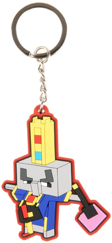 Фото - Брелок Minecraft: Dungeons Tiny Arch Illager брелок minecraft origina craftsta