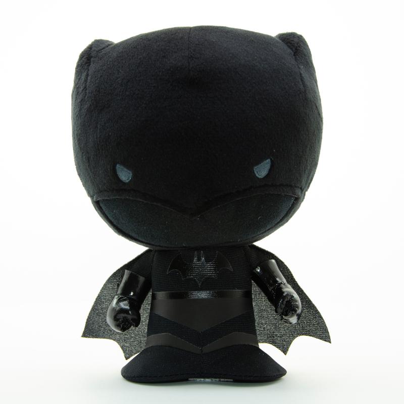 Фото - Мягкая игрушка Batman: Blackout (17 см) мягкая maxx 844970075589