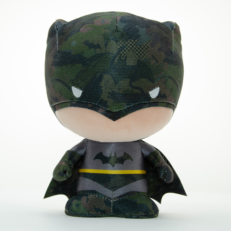 Фото - Мягкая игрушка Batman: Camo (17 см) мягкая maxx 844970075589