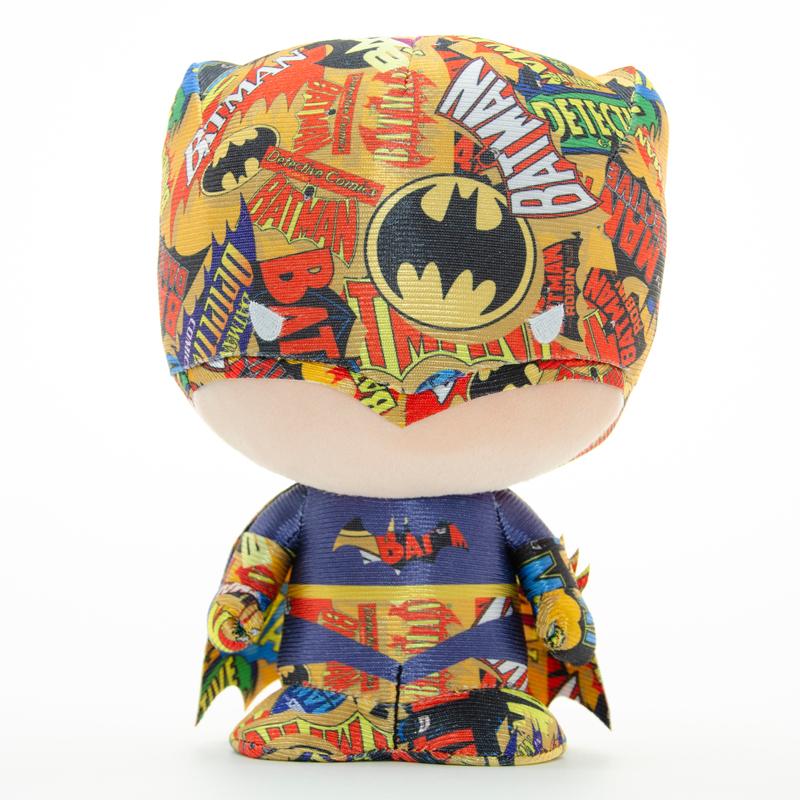 Фото - Мягкая игрушка Batman: Logo (17 см) мягкая maxx 844970075589