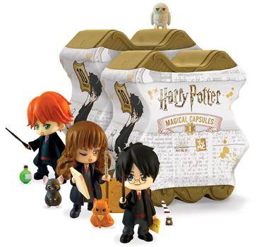 Набор Harry Potter: Магическая капсула Harry Potter – Серия 1 (1шт. в ассортименте) кошелёк картхолдер harry potter undesirable no 1