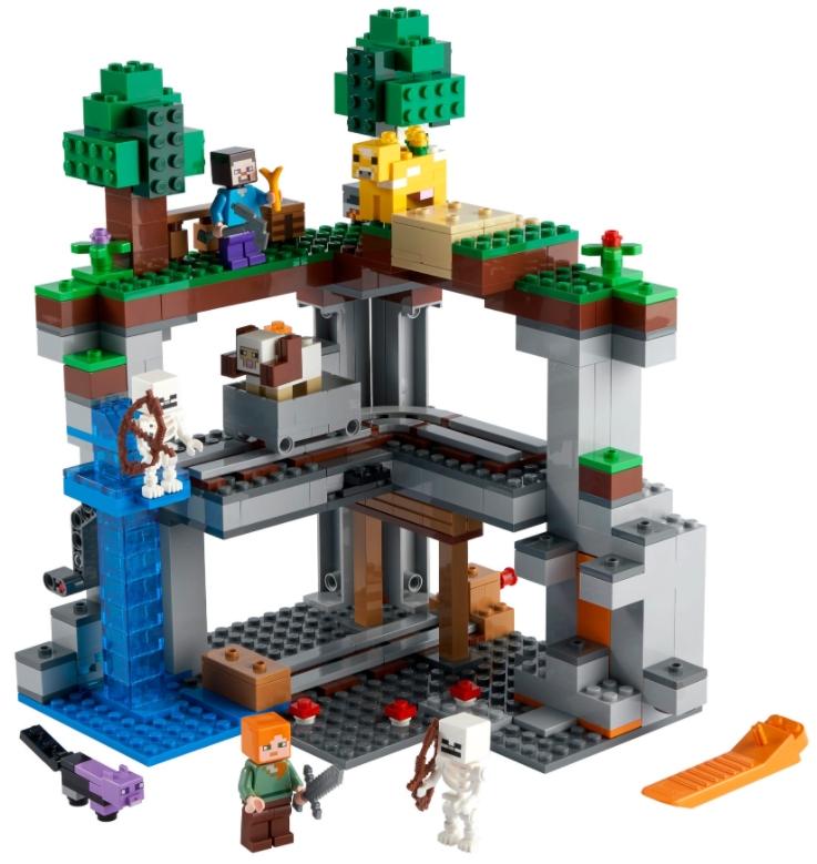 Конструктор LEGO Minecraft: Первое приключение