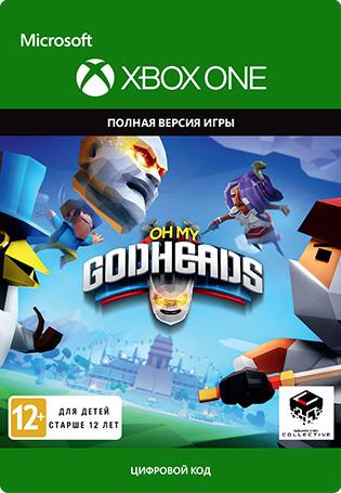 Oh My Godheads [Xbox One, Цифровая версия] (Цифровая версия)