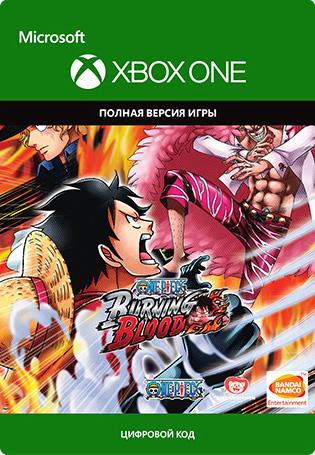 Фото - One Piece Burning Blood [Xbox One, Цифровая версия] (Цифровая версия) uglydolls an imperfect adventure [xbox one цифровая версия] цифровая версия