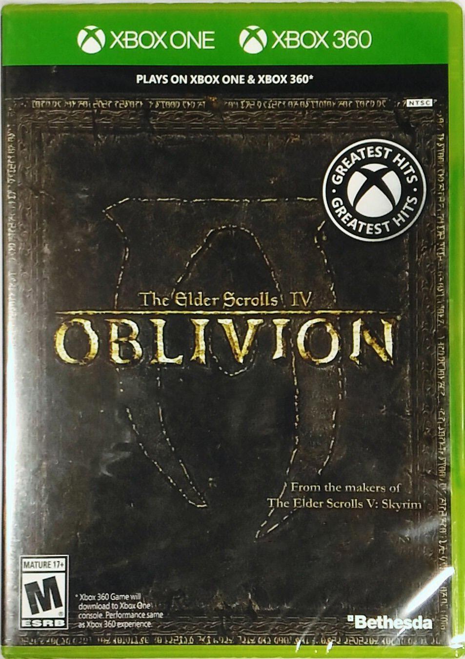 Фото - The Elder Scrolls IV: Oblivion [Xbox One/Xbox 360, Цифровая версия] (Цифровая версия) piotr deja ziuziek the elder scrolls iii przepowiednia