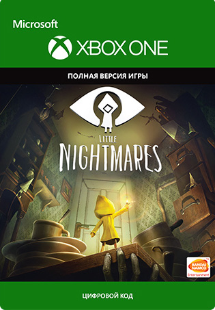 Little Nightmares [Xbox One, Цифровая версия] (Цифровая версия)