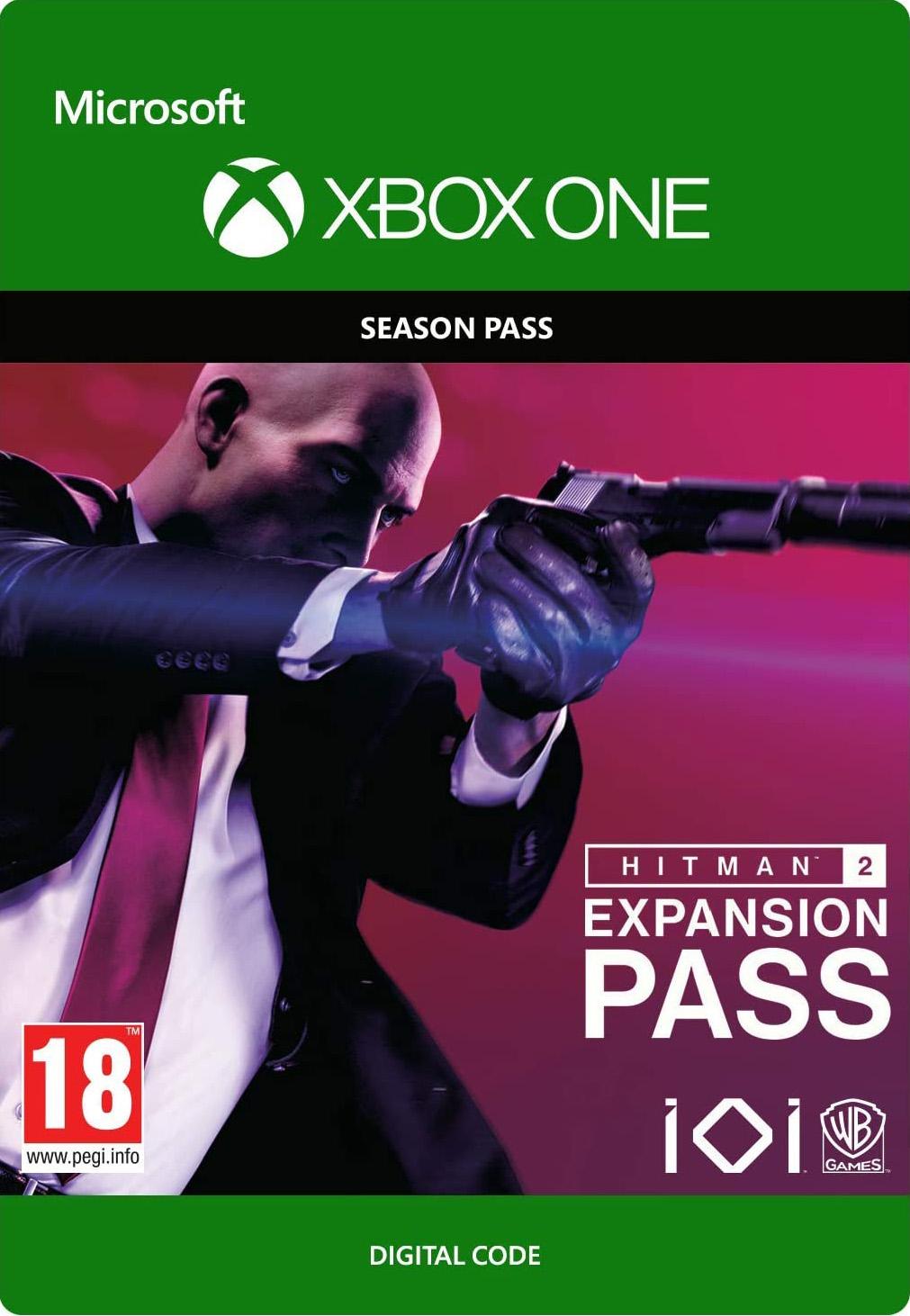 Hitman 2: Expansion Pass. Дополнение [Xbox One, Цифровая версия] (Цифровая версия)