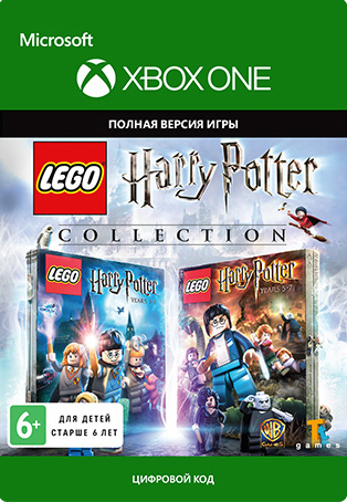 LEGO: Harry Potter Collection [Xbox One, Цифровая версия] (Цифровая версия)