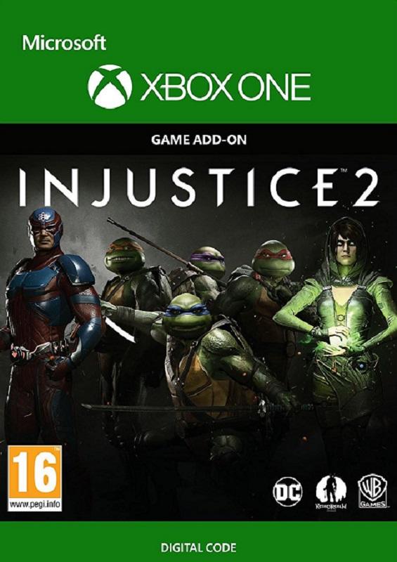 Injustice 2: Fighter Pack 3. Дополнение [Xbox One, Цифровая версия] (Цифровая версия)