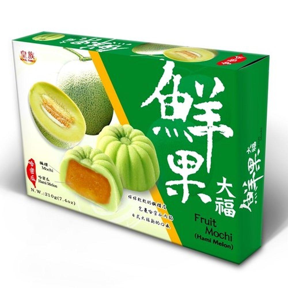 Фрукт Моти Royal Family Тайваньская Дыня (210г)