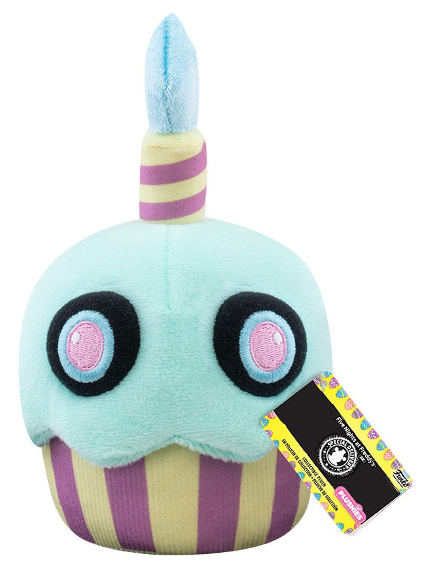 Мягкая игрушка Five Nights At Freddy's: Spring Colorway Cupcake (15 см)