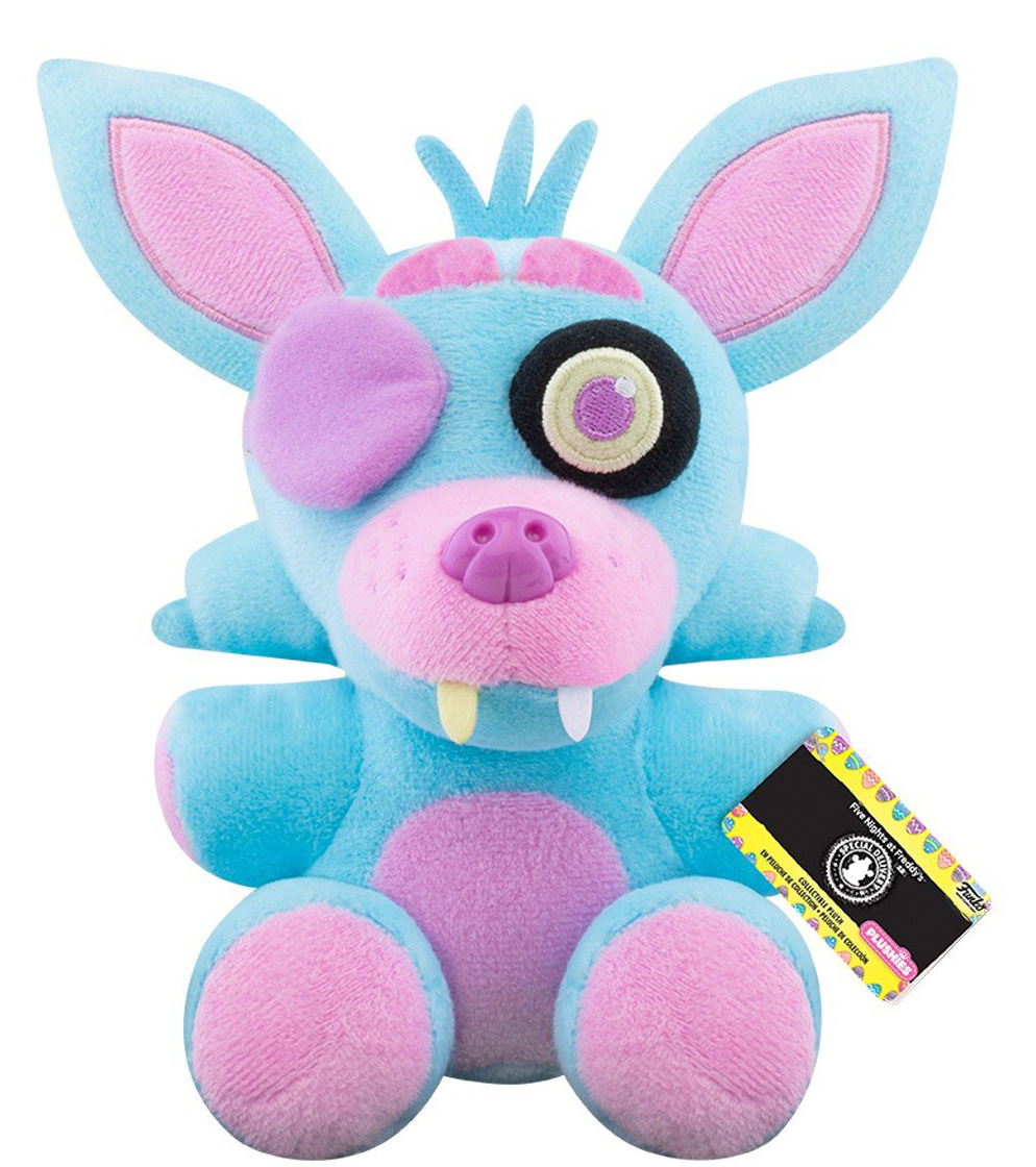 Мягкая игрушка Five Nights At Freddy's: Spring Colorway Foxy Blue (15 см)