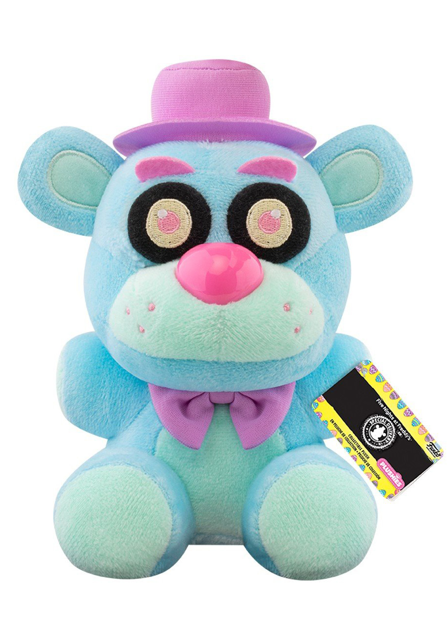 Мягкая игрушка Five Nights At Freddy's: Spring Colorway Freddy Blue (15 см)