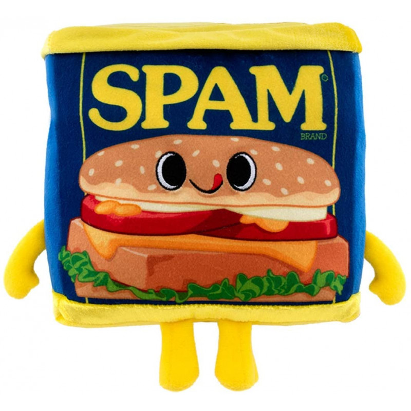 Мягкая игрушка Spam Spam  Can (18 см)