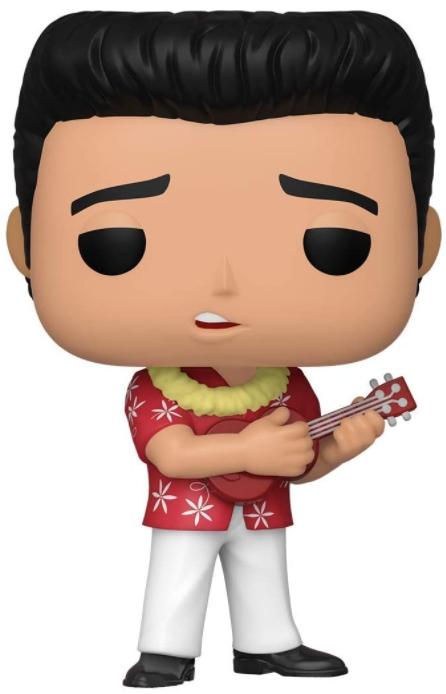 Фигурка Funko POP Rocks: Elvis Presley – Elvis Blue Hawaii (9,5 см) недорого