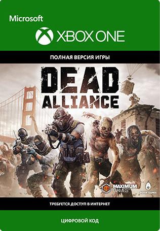 DeadAlliance [Xbox One, Цифровая версия] (Цифровая версия)