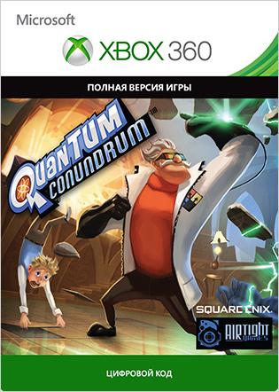 Quantum Conundrum [Xbox 360/Xbox One, Цифровая версия] (Цифровая версия)