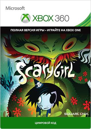Scarygirl [Xbox 360/Xbox One, Цифровая версия] (Цифровая версия)