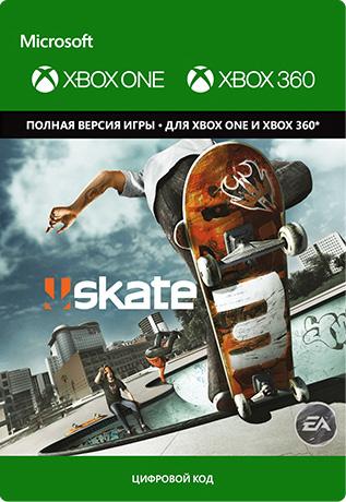 Skate 3 [Xbox 360/Xbox One, Цифровая версия] (Цифровая версия)
