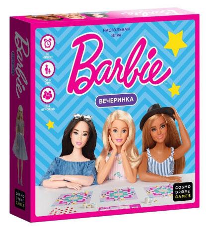 Настольная игра Barbie Вечеринка
