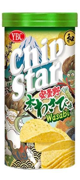 Фото - Чипсы Chip Star с васаби (50г) чипсы lays вкус васаби и авокадо 90г