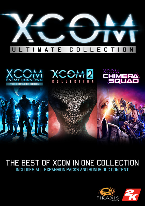 XCOM. Ultimate Collection [PC, Цифровая версия] (Цифровая версия)