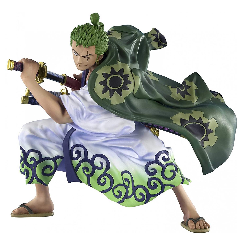 Фигурка Figuarts ZERO: One Piece – Roronoa Zoro Zorojuro (11 см)