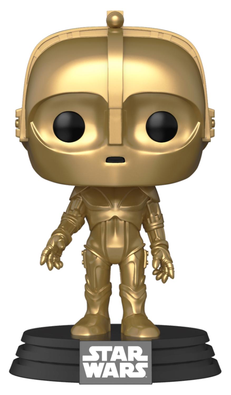 Фигурка Funko POP: Star Wars Concept Series – C-3PO Bobble-Head (9,5 см)