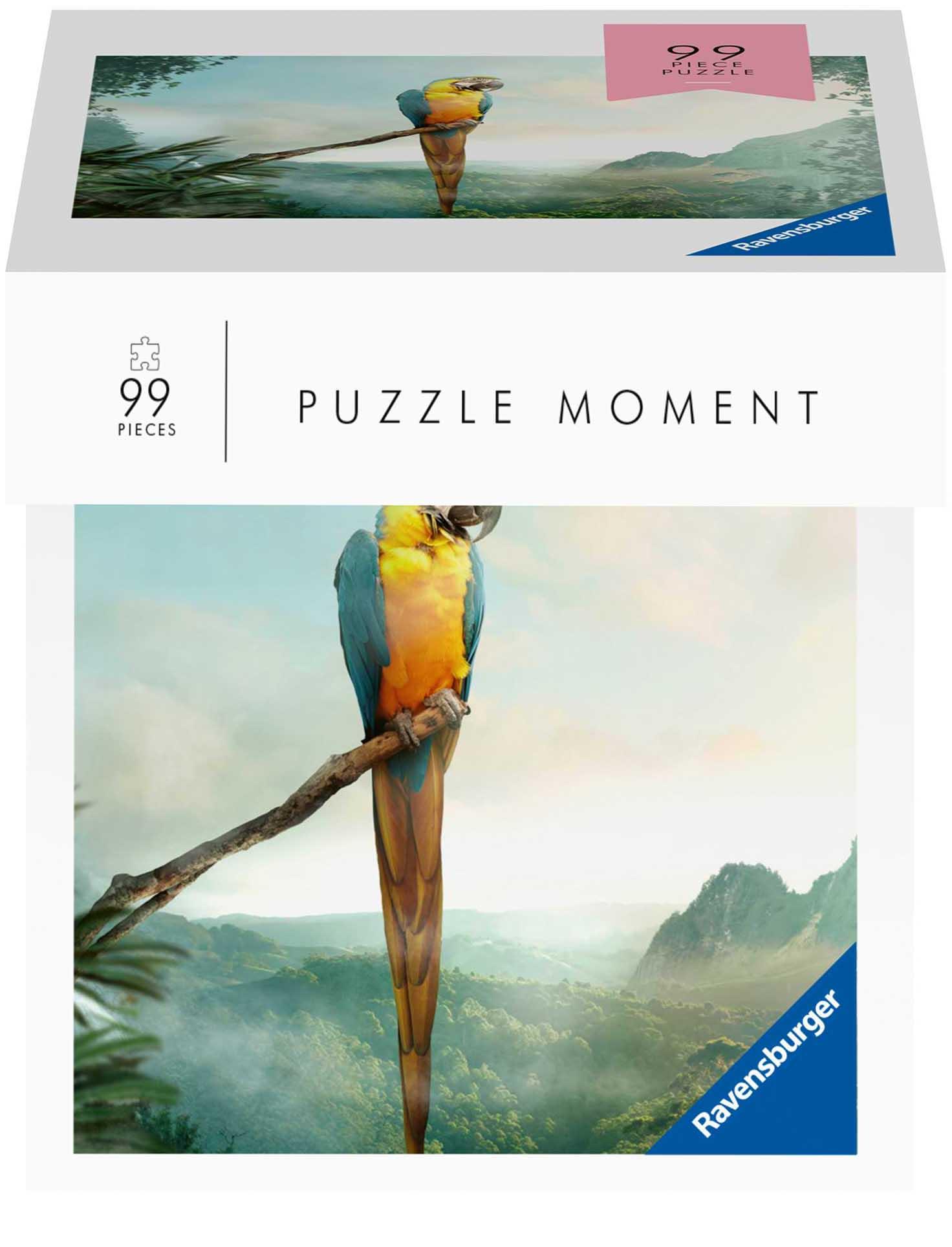 Puzzle Попугай (99 элементов)