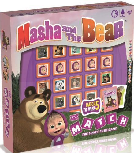 Настольная игра Маша и Медведь