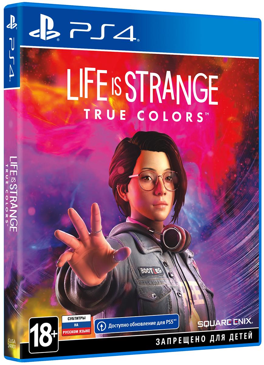 Life is Strange: True Colors [PS4]