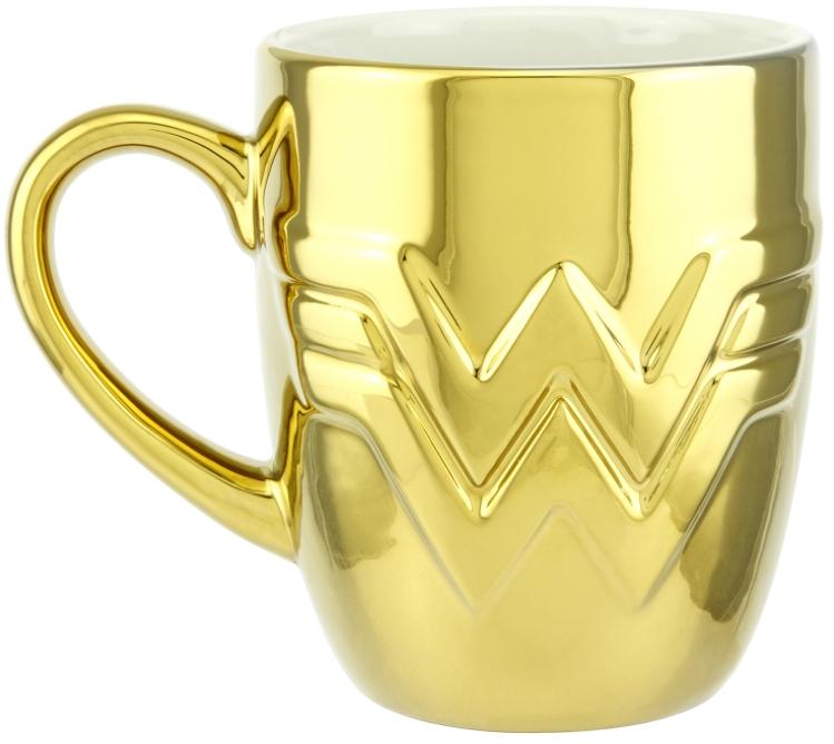 Кружка DC: Wonder Woman 1984 – Logo (480 мл.)