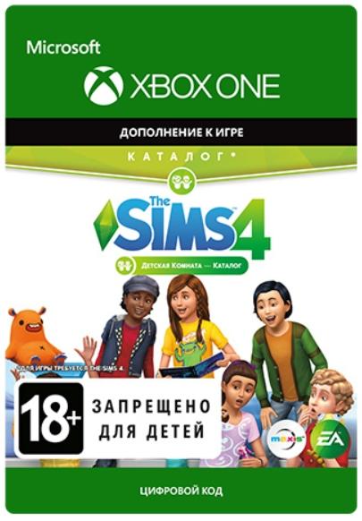 TheSims4: Детская комната. Каталог [Xbox,Цифроваяверсия] (Цифровая версия)