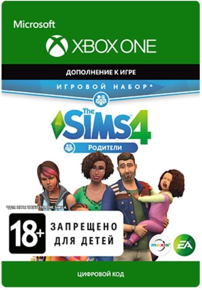 The Sims 4: Родители. Дополнение [XboxOne,Цифроваяверсия] (Цифровая версия)