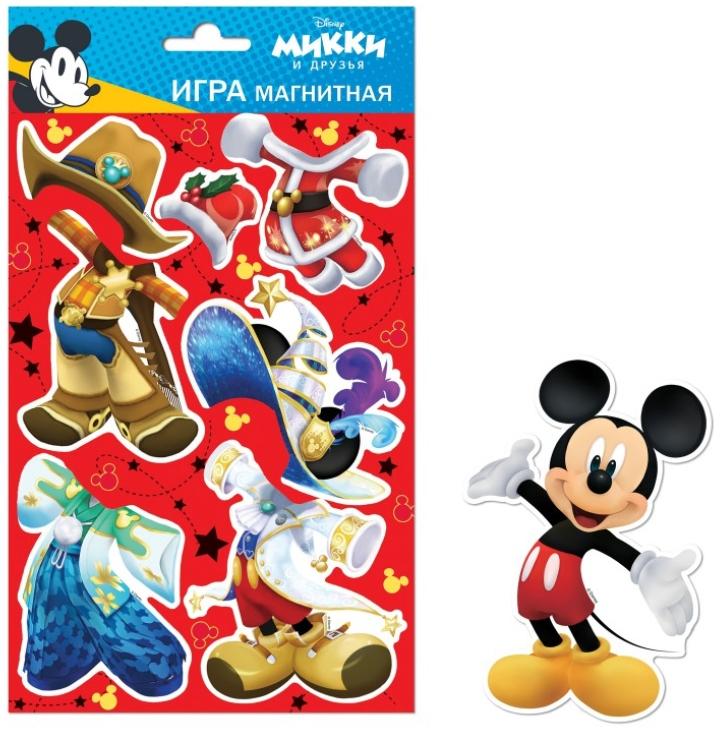 Фото - Магнитная игра Disney: Микки Маус – Дизайн 2 магнитная игра disney холодное сердце – дизайн 1