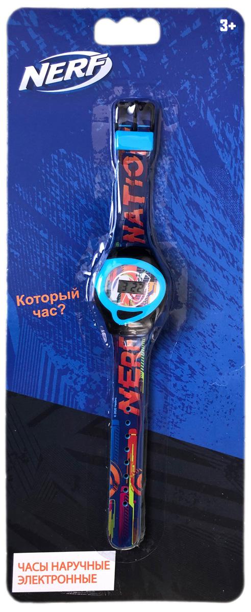 Часы наручные NERF (электронные) (синие)