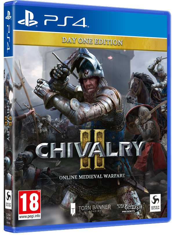 Chivalry II. Издание первого дня [PS4]