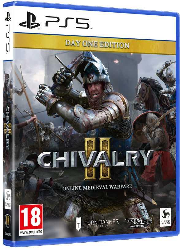 Chivalry II. Издание первого дня [PS5]
