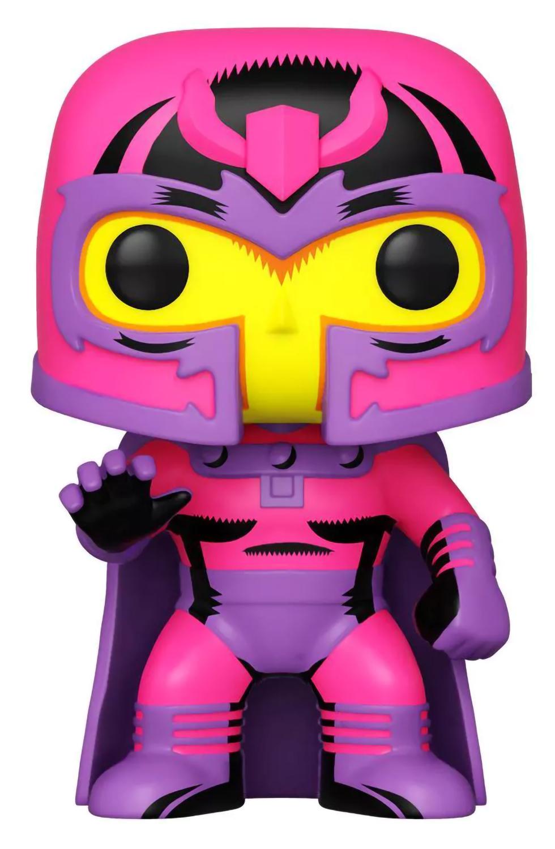 Фигурка Funko POP Marvel: Black Light – Magneto Bobble-Head Exclusive (9,5 см)