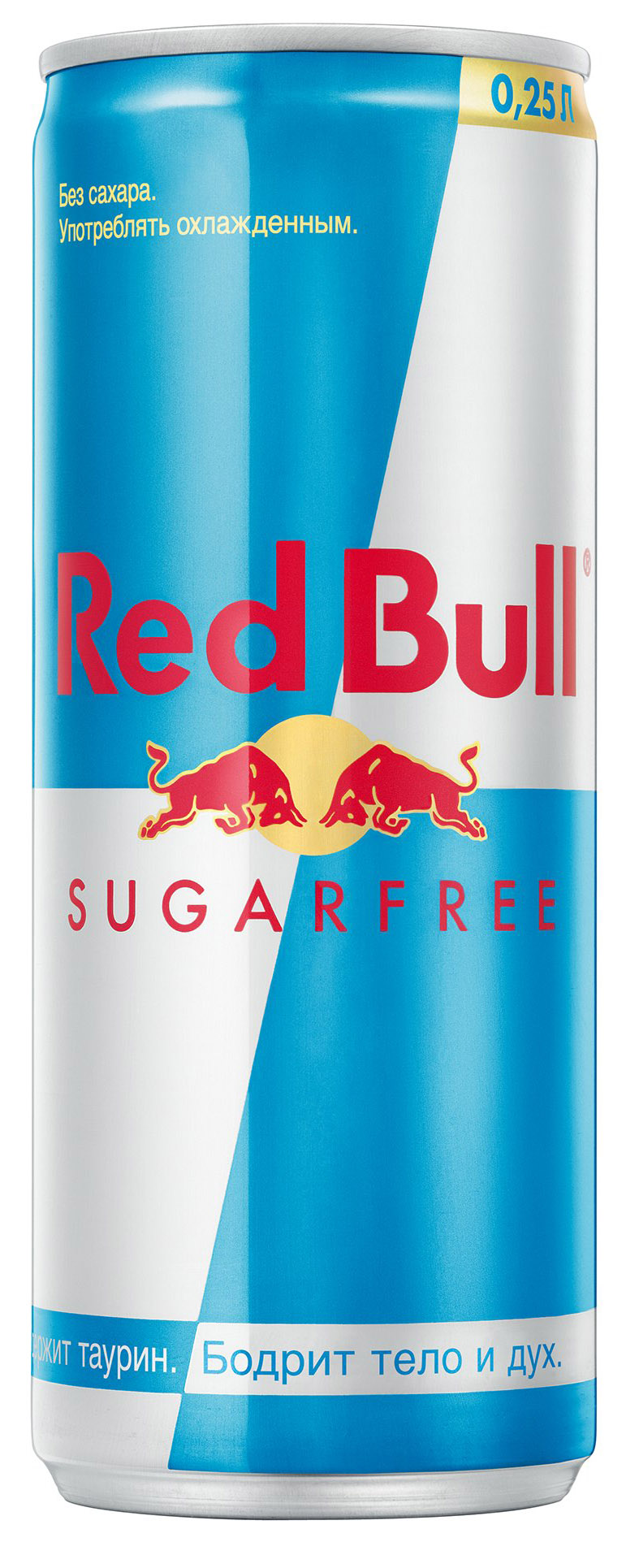 Напиток энергетический Red Bull (без сахара) (250 мл.)