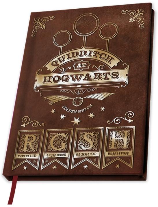блокнот harry potter sirius Блокнот Harry Potter: Quidditch (A5)