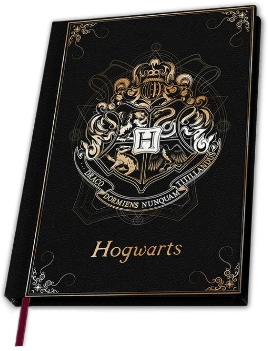 блокнот harry potter sirius Блокнот Harry Potter: Hogwarts (A5)
