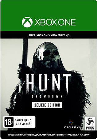 Hunt: Showdown. Deluxe Edition [Xbox One/Xbox Series X|S, Цифровая версия] (Цифровая версия)