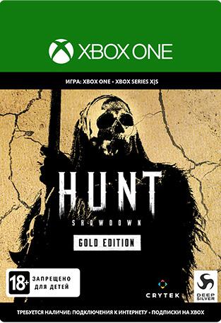Hunt: Showdown. Gold Edition [Xbox One/Xbox Series X|S, Цифровая версия] (Цифровая версия)