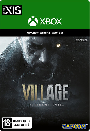 Resident Evil Village [Xbox One/Xbox Series X|S, Цифровая версия] (Цифровая версия)