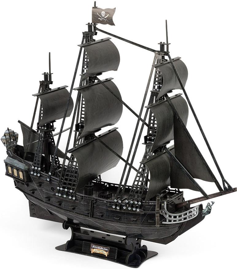 3D-пазл Корабли: Месть королевы Анны (STH-003)