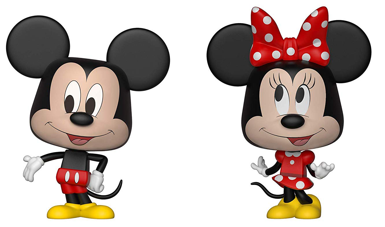 Фигурка Funko POP Vynl Disney: Mickey 90 Years – The True Original Mickey Mouse & Minnie Mouse (2-Pack)